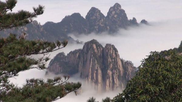 núi Hoàng Sơn-Trung Quốc.1