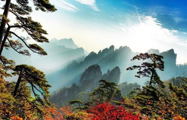 núi Hoàng Sơn-Trung Quốc.2