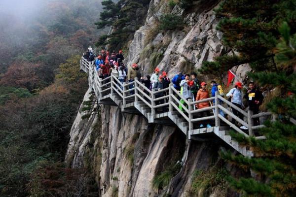 núi Hoàng Sơn-Trung Quốc.3