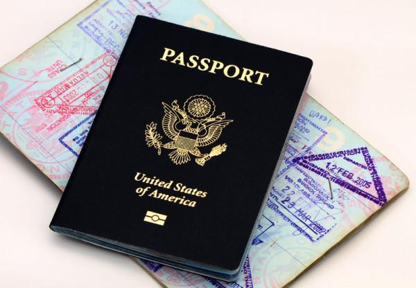 Hộ chiếu nước ngoài