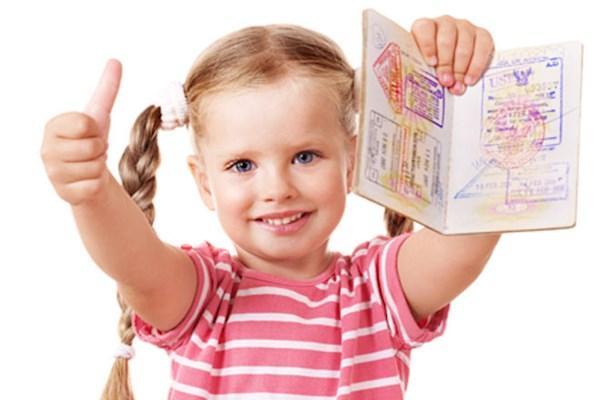 Quy định về giấy tờ tùy thân cho trẻ em