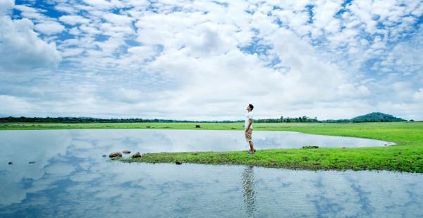 3. Hồ Ea Kao