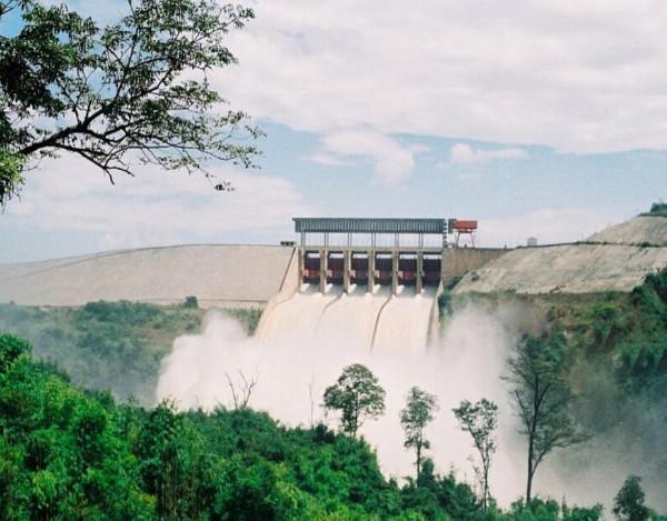 7. Thủy điện Yaly