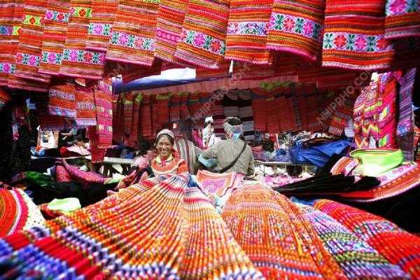Chợ phiên Tả Sìn Thàng