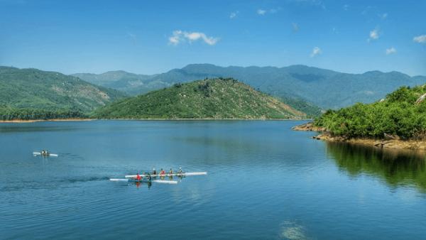 Hồ Đồng Xanh – Đồng Nghệ