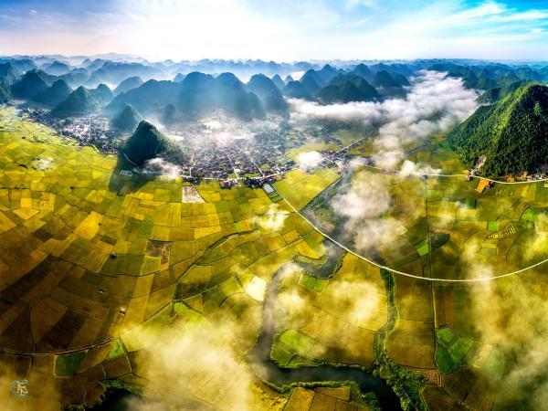Lang thang mùa vàng tại thung lũng Bắc Sơn Việt1
