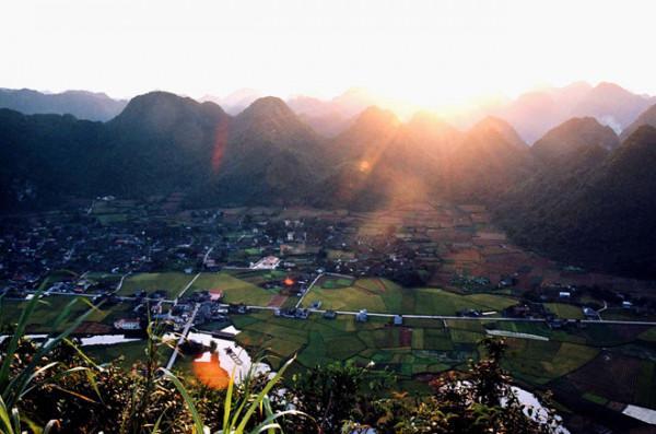 Lang thang mùa vàng tại thung lũng Bắc Sơn Việt5