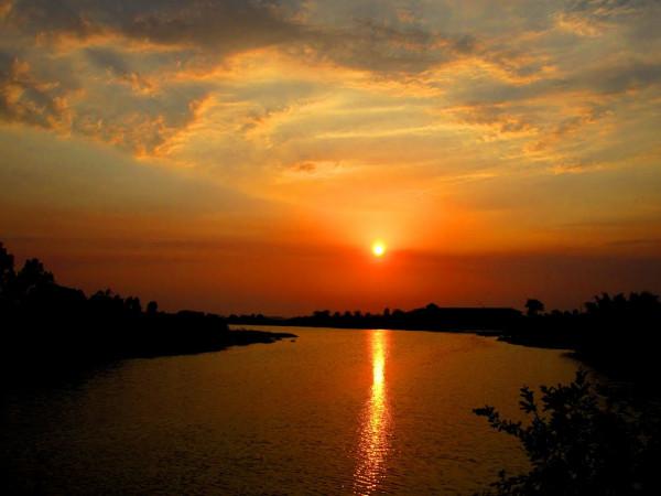 Núi Nhạn – sông Đà