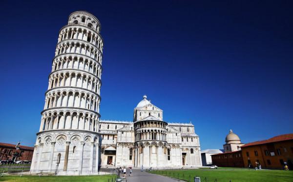 Tháp nghiêng Pisa