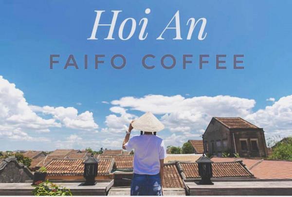 Tiệm cà phê Faifo.