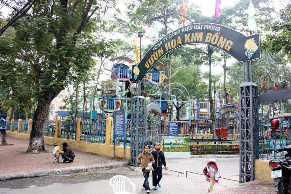 Vườn hoa Kim Đồng