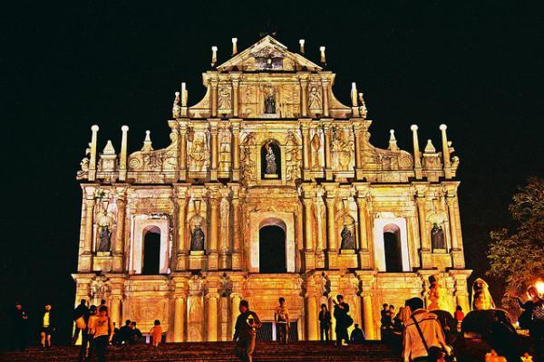 1. Di tích Nhà thờ thánh Paul1