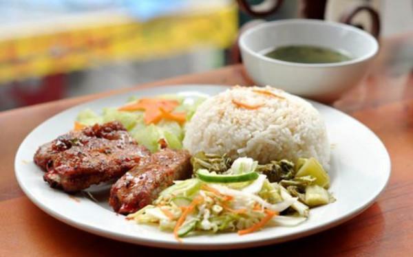 3. Cơm tấm Huỳnh Nhu