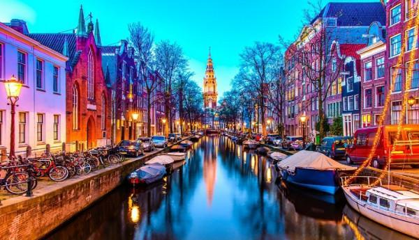 Amsterdam, Hà Lan3
