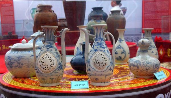 Bảo tàng biển Cù lao Chàm.1