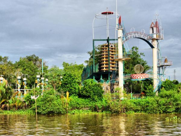 Cồn Phụng (Cồn Đạo Dừa)