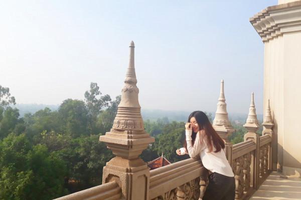 Chùa Bửu Long – nét Thái Lan giữa lòng Sài Gòn5