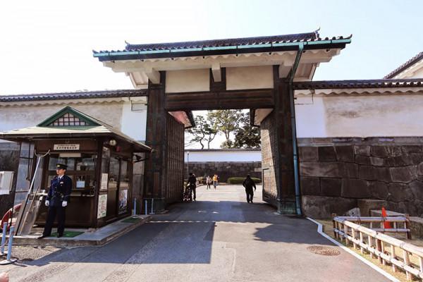 Hoàng cung Tokyo1