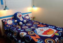 Săn vé máy bay đi Đà Lạt khám phá homestay Doraemon