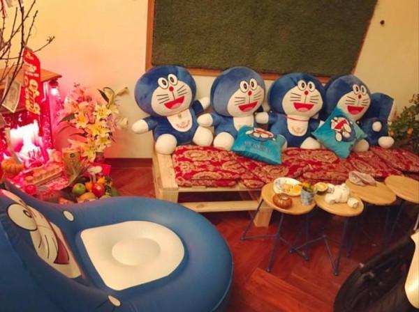 Homestay Doraemon độc đáo2