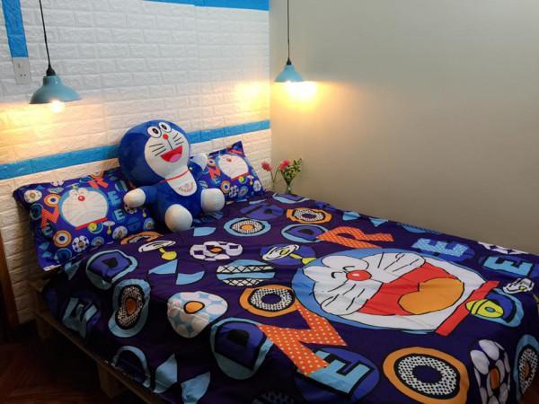 Homestay Doraemon độc đáo3