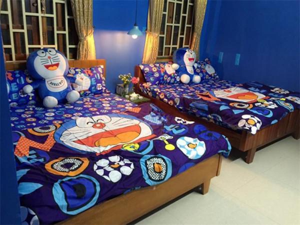Homestay Doraemon độc đáo4