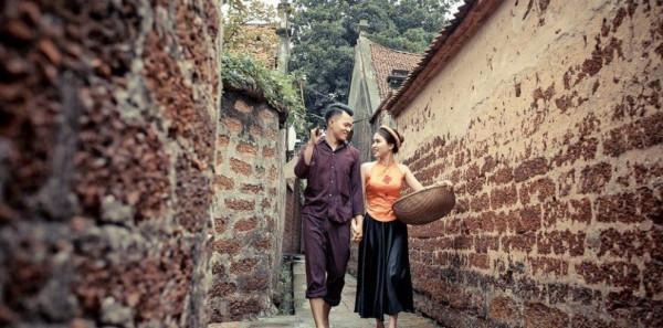 Làng cổ Đường Lâm.2