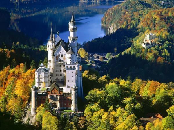 Lâu đài Hohenschwangau.1