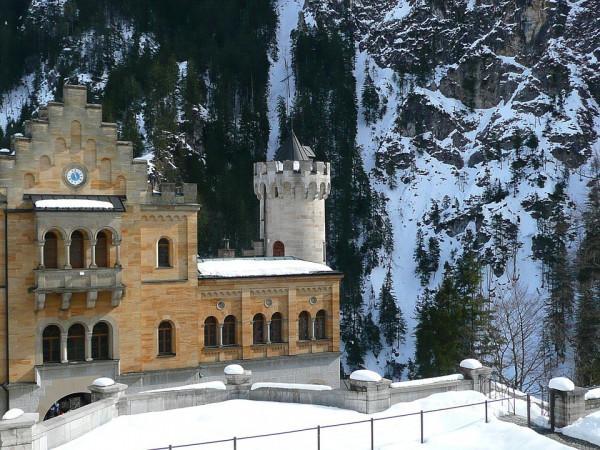 Lâu đài Hohenschwangau.2