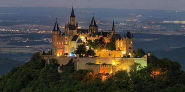 Lâu đài Hohenzollern.1