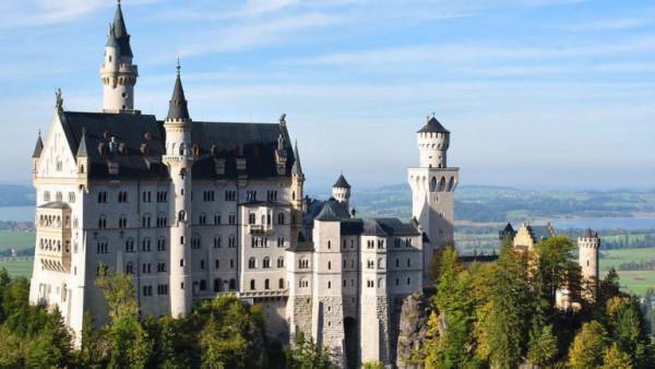 Lâu đài Hohenzollern.2