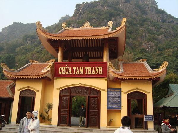 Nàng Tô Thị - chùa Tam Thanh.2