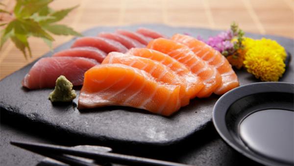 Sushi – Sashimi