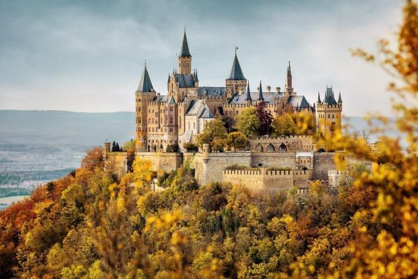 Lạc vào những tòa lâu đài cổ tích lộng lẫy tại Đức