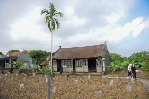 2. Nhà Bá Kiến - Nguyên mẫu làng Vũ Đại