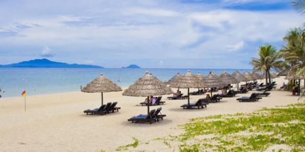 3. Bãi biển Cửa Đại