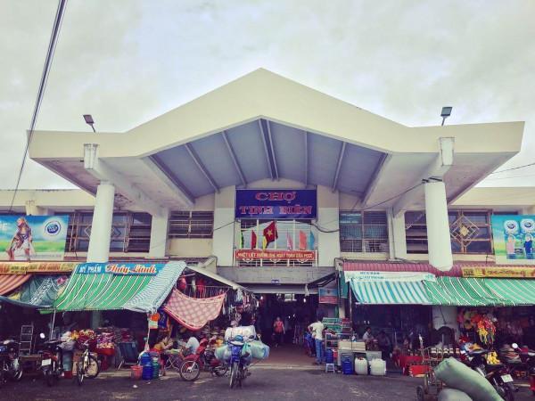 4. Chợ Tịnh Biên