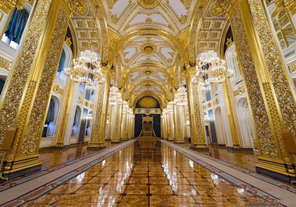 Cung điện Kremlin.1