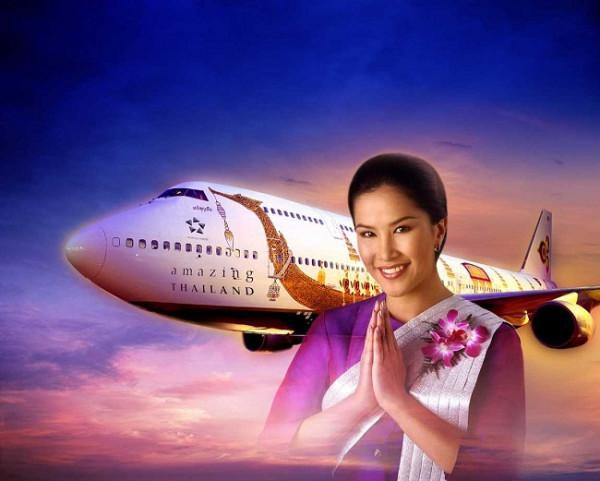 Hãng hàng không Thai Airways1