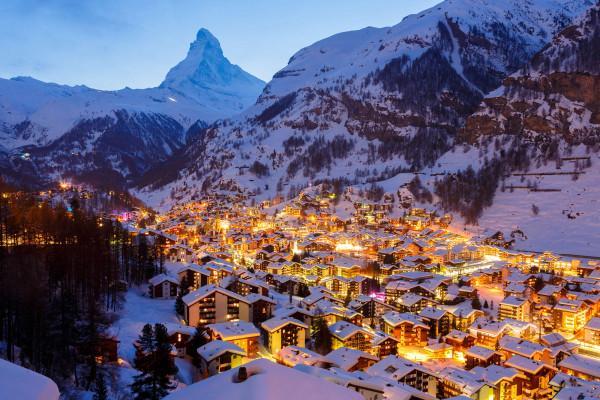 Làng Zermatt