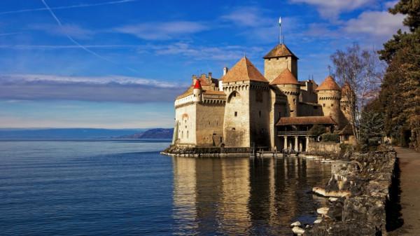 Lâu đài Chillon.1