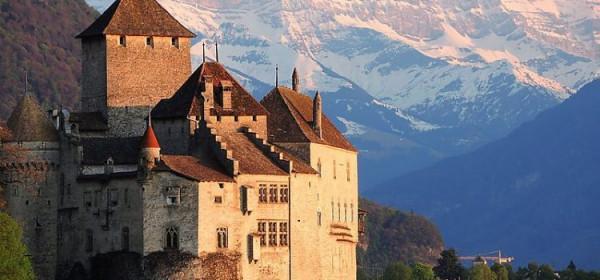 Lâu đài Chillon.2