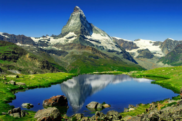 Núi Matterhorn.1