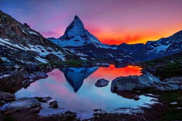 Núi Matterhorn.2
