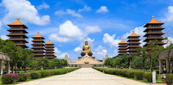 Phật Quang Sơn- kinh đô Phật Giáo của Đài Loan