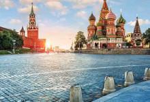 Vé máy bay khám phá những điểm du lịch tại nước Nga