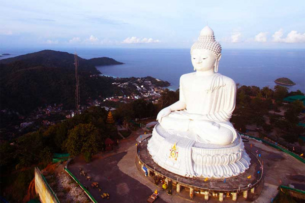 Tượng Phật Big Buddha
