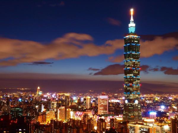Taipei 101- biểu tượng của Đài Bắc