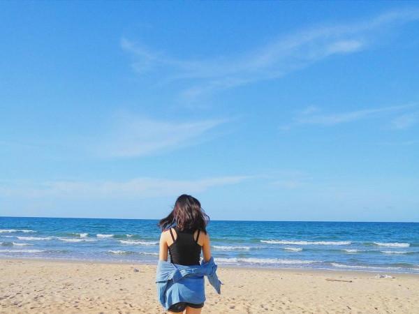 Bãi biển Đồi Dương.