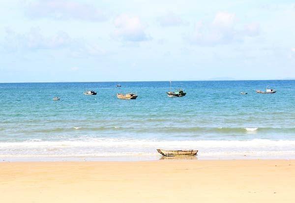 Bãi biển Vàn Chảy.1